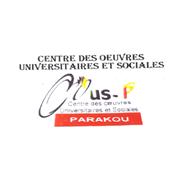 Logo du COUS-Parakou